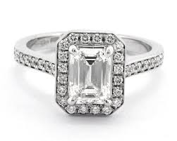 engagement rings cut images 1 35 carat emerald cut halo diamond engagement ring hd028 ireland jpg