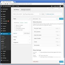 wordpress a simple and quick way to create a web site by