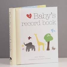 baby record book baby s record book the gift experience