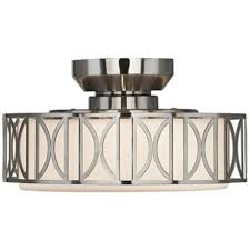 Replace Ceiling Light With Fan Deco Brushed Nickel Finish Pull Chain Ceiling Fan Light Kit Fan