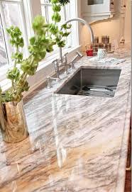 plan de cuisine en marbre design interieur plan de travail cuisine marbre robinet lavabo