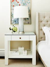 Bungalow 5 Nightstand Chiffany Rectangle Nesting Boxes White Bungalow 5