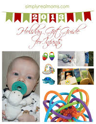 2013 gift guide gifts for infants simply real