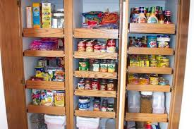 Roll Out Pantry Shelves by Pantry Roll Out Shelves By Davec6 Lumberjocks Com
