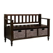 Ikea Bench Storage Bench And Wall Storage Shelf Ashton With Baskets Made From Ikea