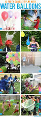 fun party games you can play with water balloons
