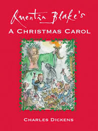 review a carol charles dickens with in