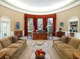 Trump Gold Curtains by Here U0027s How President Obama U0027s Home Will Transform Into President