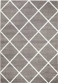 Gray And White Area Rug Rug And Decor Inc Venice Gray White Area Rug Reviews Wayfair