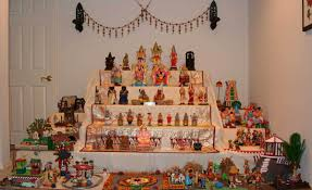 Decoration For Navratri At Home Here Is How I Experience Navratri With My 5 Year Old Daughter