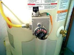 water heater won t light gas water heater pilot light wont stay lit floor furnace pilot light