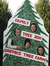 christmas fun on the farm griffin u0027s christmas trees family