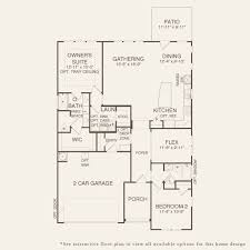 Floor Plan Manual Housing by Abbeyville At The Haven At New Riverside In Bluffton South