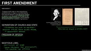 first amendment to the u s constitution video khan academy
