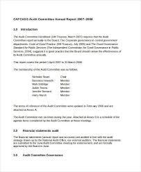 committee report template hitecauto us
