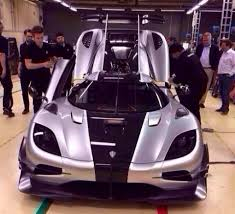 koenigsegg tron one 1 hits the web in first live photos