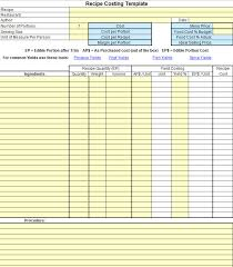 plate cost how to calculate recipe cost recipes catering and