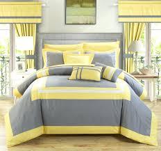 Yellow Bedding Set Yellow Grey Bedding Sets Bedroom Blue Comforter Set Blue And Grey