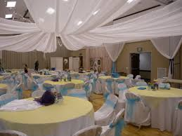 indoor false ceilings fabric ceilings and walls for wedding or