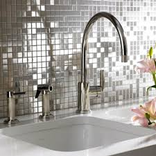 Mirror Backsplash by Wonderful Mirror Backsplash Tiles Cabinet Hardware Room Type