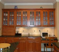 kitchen cabinet glass door design home and interior