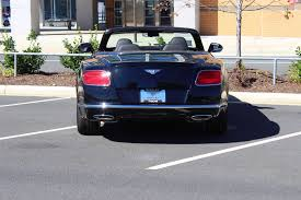 car picker black bentley new 2016 bentley continental gt convertible stock 6nc052317 for sale