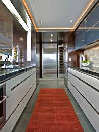 parallel kitchen design gallery