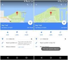 Google Maps Navigation Voice Google Maps Beta Adds Enhancements To Navigation Mode And New