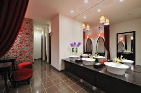 Red And Black Bathroom Ideas Colors Red And Black Bathroom Decorating Ideas Blue Corner Bathroom