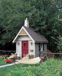 small outdoor playhouse plans best outdoor playhouse plans
