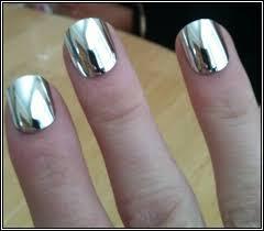 chrome nail polish mirror nails fashion styles ideas e6ply0yndd