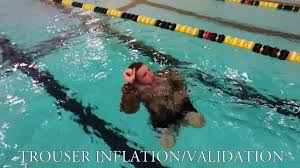 usma survival swimming army water survival swim test awsst youtube