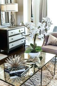 Decorating Coffee Tables Living Room Coffee Table Centerpiece Ironweb Club