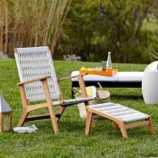 Catskill Wood Wicker Chair Oyster West Elm - Wicker furniture nj