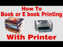 how to print and bind your own paperback book bookmaking print and bind your own paperback youtube computer printer