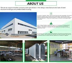 300 square meters hebei baofeng steel structure co ltd steel structure building
