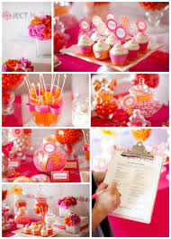 baby shower colors baby shower color ideas for a girl cool ba shower color ideas for