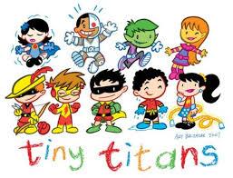 art baltazar u0027s tiny titans