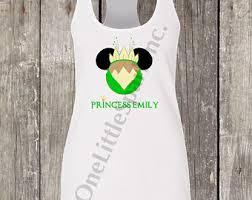 princess tiana shirt etsy