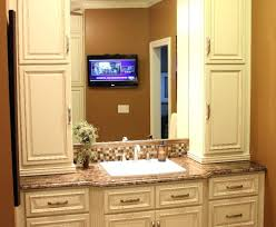 bathroom linen storage ideas bathroom linen cabinet ideas innovative vanity with tower