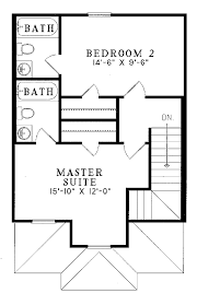apartments 2 bedrooms 2 bathrooms house plans simple house plan