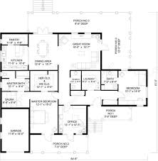 cool floor plan creative ranch style floor plan style home design