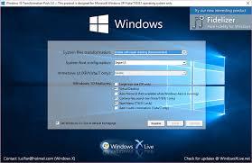 Tlcharger Logiciels De Thmes Télécharger Le Thème Windows 10 Pour Windows 8 1 8 7 Vista Xp