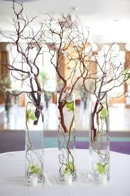 curly willow centerpieces markos events event design and floral styling event venues