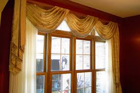 wide window curtains window treatments for large windows