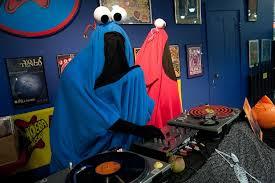 Yip Yip Halloween Costume Halloween Costume Contest Amoeba Sf Mysterious Spooky