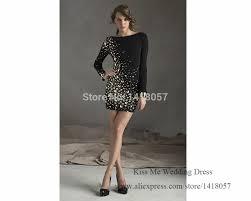aliexpress com buy 2015 elegant women black short christmas