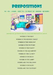 preposition exercises answer key