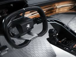 peugeot concept cars peugeot u0027s fractal concept is completely wild awesome