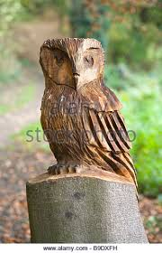 owl wood carving owl wood carving stock photos owl wood carving stock images